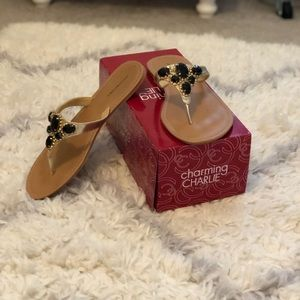 Charming Charlie's Sandals - 8